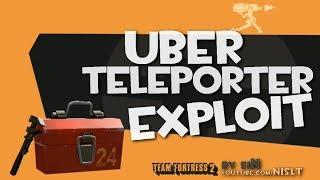 TF2: Uber Teleporter Exploit