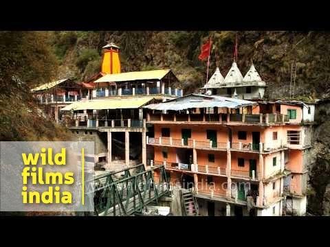 Yamunotri Temple : Uttarakhand