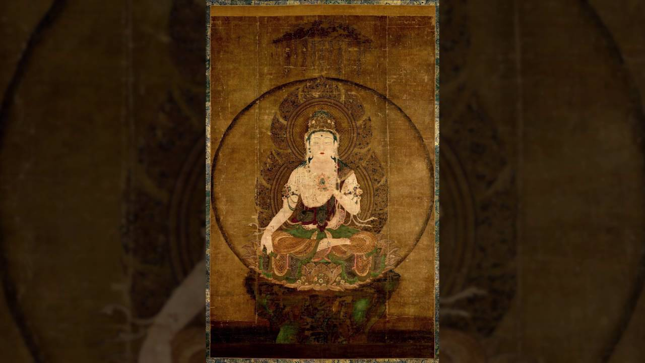 虚空藏菩萨咒-南無虛空藏菩薩摩訶薩
