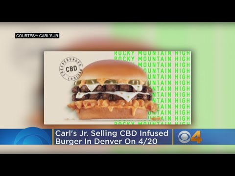 The KiddChris Show - CBD Sandwich Coming to Carl's Jr. on 4/20