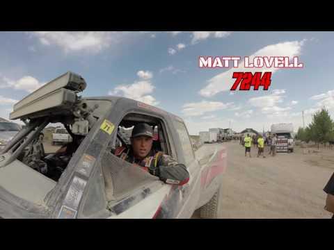 Matt Lovell Vegas to Reno 2016 Adventure