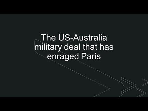 The US-Australia Military Deal That has Enraged Paris | International Affairs