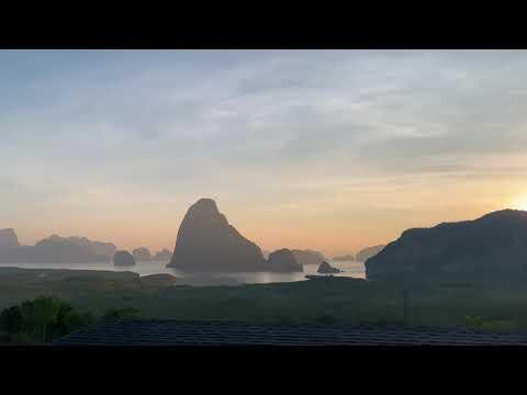 อรุณสวัสดิ์ @ เสม็ดนางชี พังงา (Phangnga)