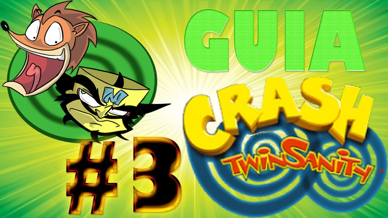 guia crash twinsanity: