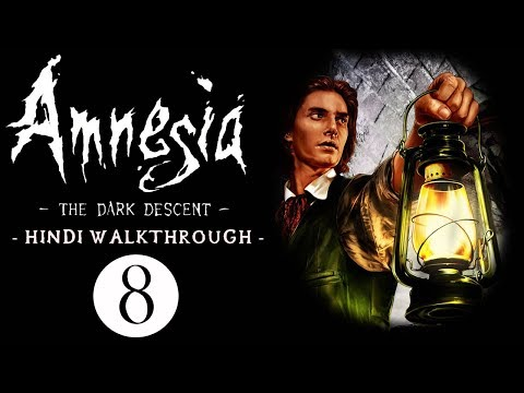 "Amnesia Collection (Hindi) The Dark Descent #8 ""THE ORB / ENDING"" (PS4 Pro)"