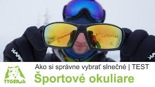 Ako si správne vybrať slnečné športové okuliare   Celoročný test