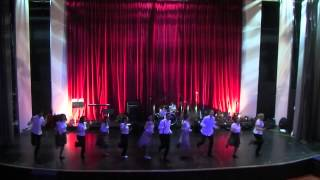 Athens Swing Cats : Snowball 2014 : Big Apple Students' Performance
