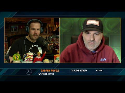 Darren Rovell on the Dan Patrick Show (Full Interview) 4/23/21