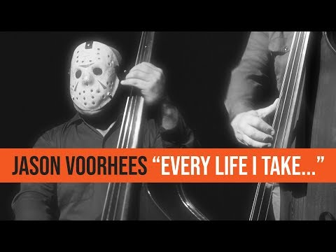 Dan Joyce - Jason Voorhees Every Life I Take
