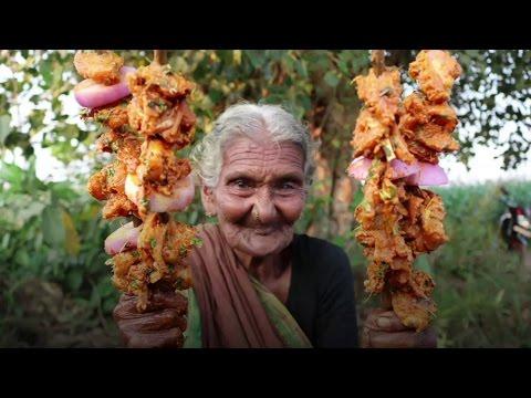 Indiana centenária faz sucesso com canal de culinária no YouTube