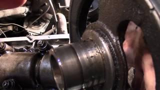Как заменить (поменять)передний сальник коленвала ВАЗ 2101-07.Нива
