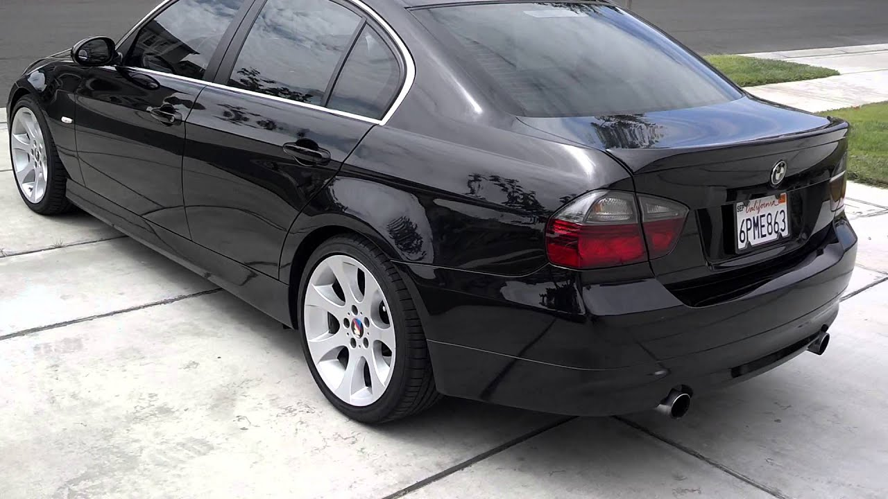 My Bmw I E Twin Turbo Giac YouTube - 07 bmw 335i twin turbo