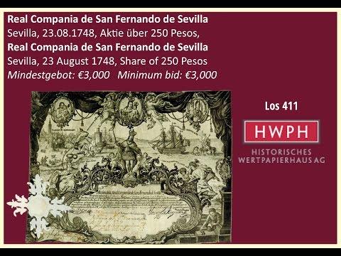 Historische Wertpapiere - Old Stocks and Bonds - Scripophily - Auction 35 - 50 Highlights