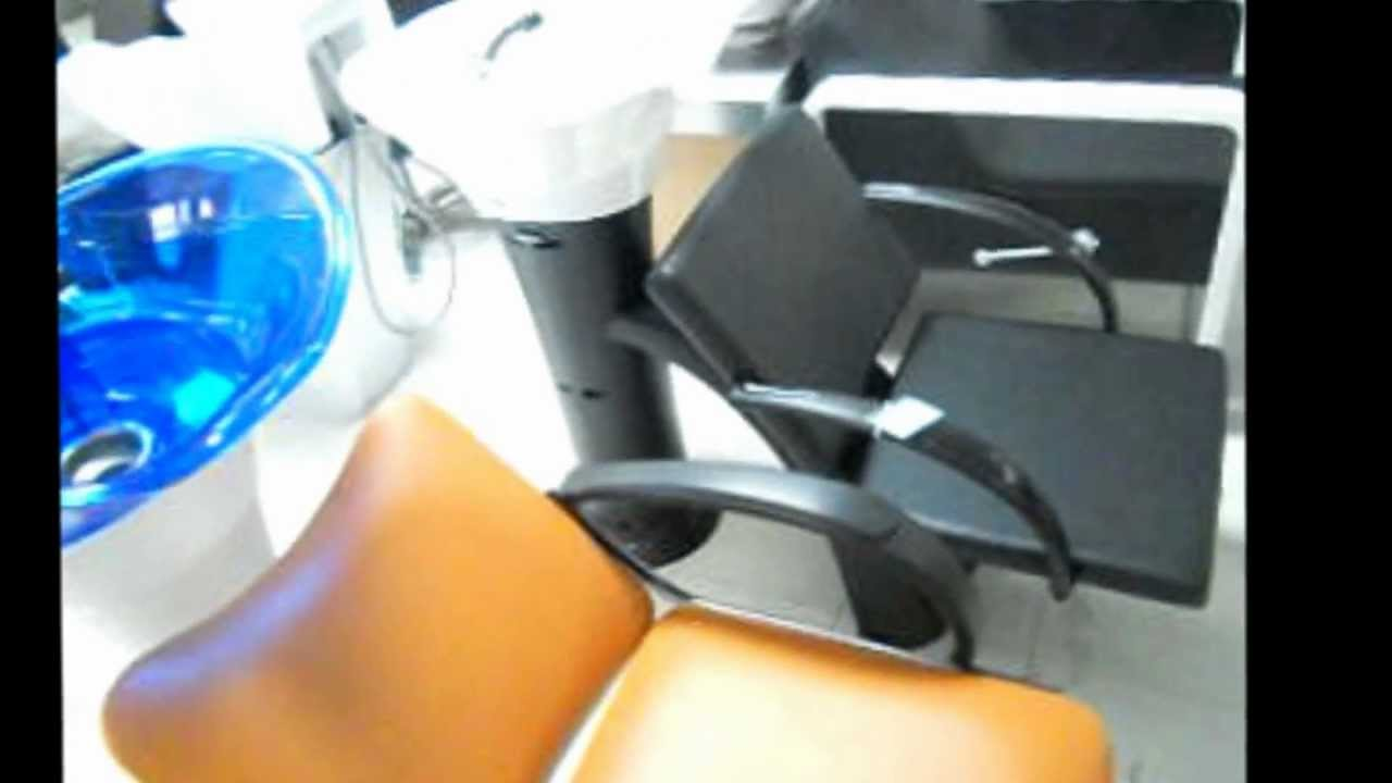 Wmv muebles para esteticas mesas para manicure sillas for Sillas para coche grupo 2