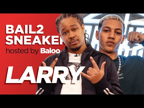 LARRY – Bail 2 Sneakers