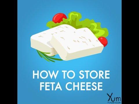 How to Store Feta Cheese