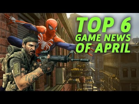 Call Of Duty WWII, Spider Man, And All The Biggest Game News Of April 2017