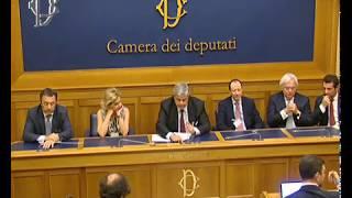 Conferenza stampa Ucpi Camera dei deputati 4 luglio 2017