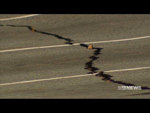 Sinkhole Shock | 9 News Perth