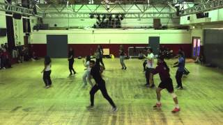 Aston Bhangra Society 4th lesson 2015/16 GROUP 1