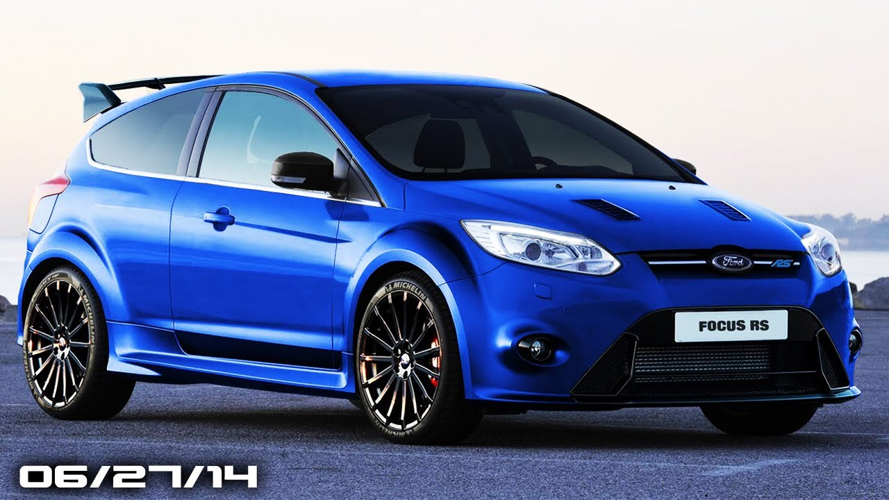 ford colors rs focus price