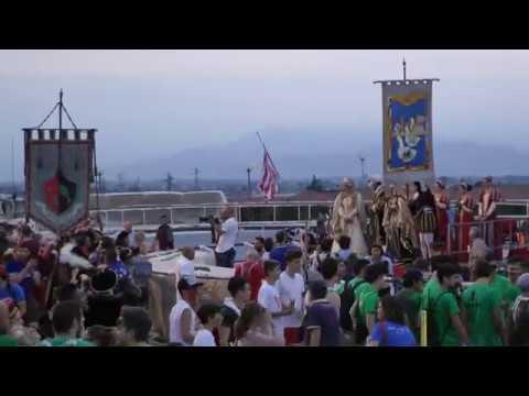 Palio di Fossano 2017 - Il Borgo Vecchio trionfa