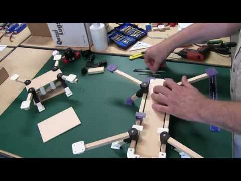 QuadLugs Modified H 540 Frame Kit Build