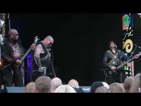 Blasphemy - The Desolate One - Live - Steelfest Open Air 2016