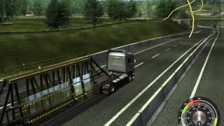 UK Truck Simulator Gameplay