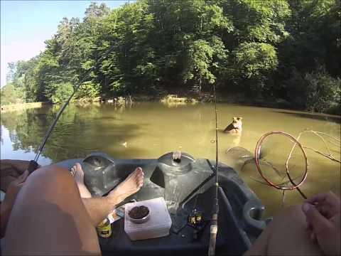 La pêche à komi vidéo dhiver