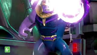 LEGO Marvel Super Heroes 2 – трейлер дополнения «Война бесконечности»