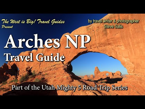 Grand Circle Tour: Arches National Park Travel Guide free preview