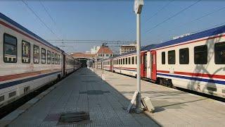 Rail Traffic at Izmir Basmane Station