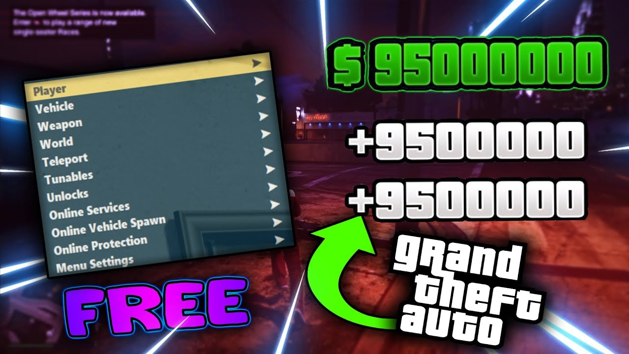 Gta V 1 50 Online Pc Best Free Mod Menu Free Download Tutorial Undetected 2020 Youtube