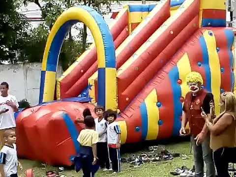 Alegria Alegria das crianças Facção Red e Polícia Militar Viva Zapata !!!