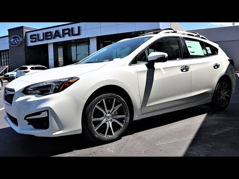 2019 Subaru Impreza Limited Hatchback: Still The Best Hatchback???