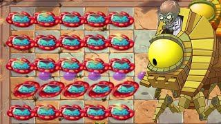 Plants Vs Zombies 2: New Plant Rafflesias Flower Challenge