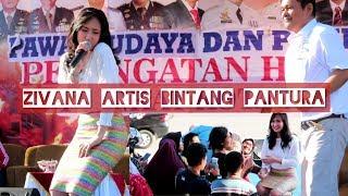 Artis Ibukota Bintang Pantura ANNA ZIVANA | Pawai Budaya Dan Pembangunan HUT RI Ke 74 Kota Batam