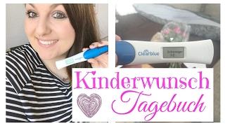 Mein Kinderwunsch Tagebuch | 1. Übungszyklus | Schnell schwanger werden | Linda