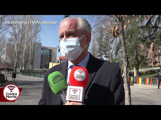 Declaraciones concejales tema Ayuso y Homenaje 11-M Alcobendas