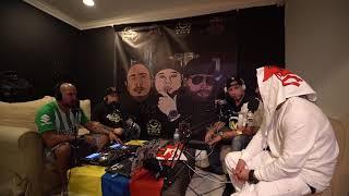 Cejaz Negraz la tercera parte de la entrevista esta en CRACK HOME TV suscríbase al nuevo canal