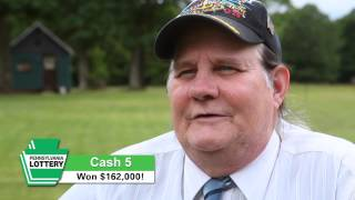 Pennsylvania Lottery Winner Armstrong County