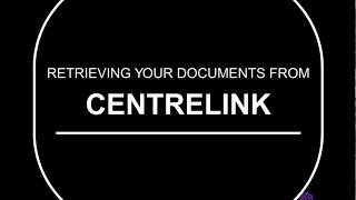 How to download a Centrelink Income Statement