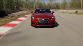 Lexus IS 2014 Videos