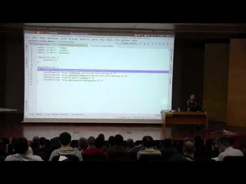 Greach 2015 - Groovy and Scala: Friends or Foes by Marco Vermeulen