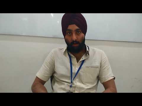 Testimonials Of TNS Candidates Under Udaan Scheme