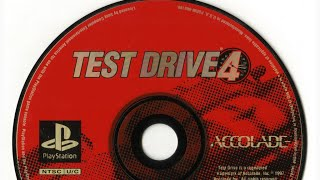 Classic Game Room - TEST DRIVE 4 review for PlayStation