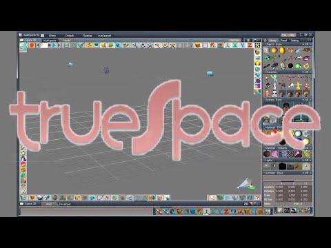 Tutorial Caligari TrueSpace 2