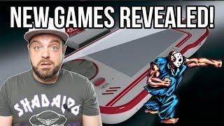 NEW Evercade Games REVEALED - SPLATTERHOUSE IS BACK!