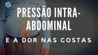 Pressão Intra-Abdominal e a dor nas costas